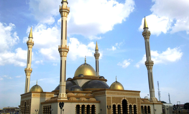 Ilorin Central Mosque4