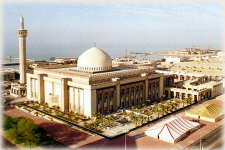 grand mosque of kuwait5